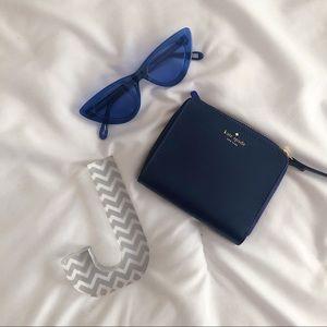 NWOT Kate Spade zip around wallet